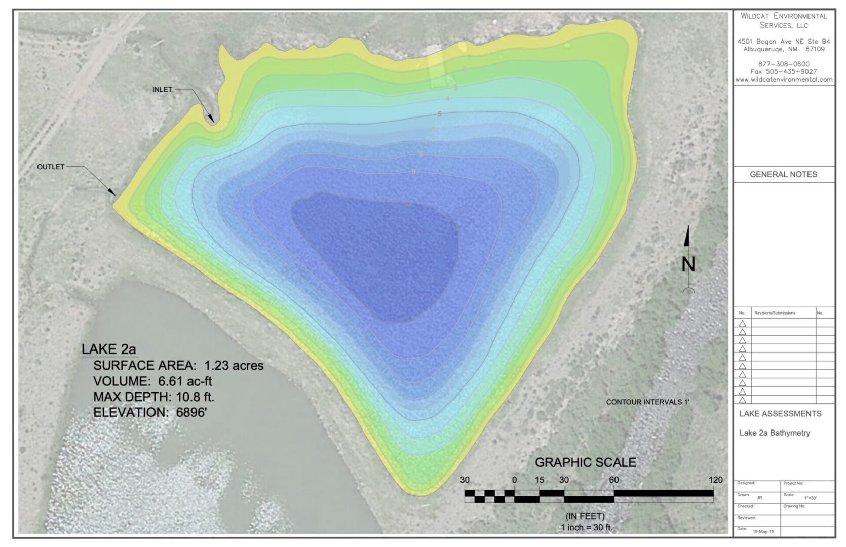 lake mapping